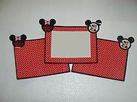 Mickey Minnie Birthday theme Photo Frame